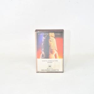 Cassetta Audio Vintage Earth, Wind & Fire Raise!