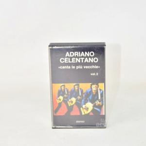 Cassetta Audio Vintage Adriano Celentano