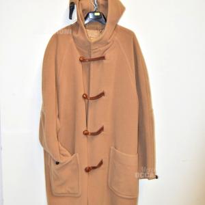 Coat Man Trussardi Jeans Color Camel Sizexl
