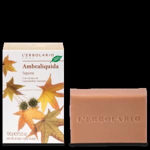 Ambraliquida Sapone 100 g