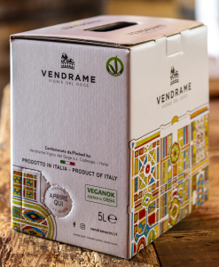 BOX LT 5 VINO VARIETALE MERLOT