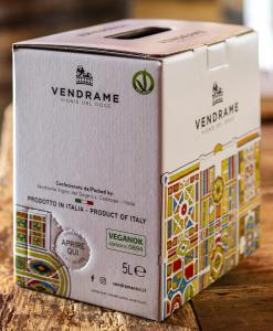 BOX LT 5 VINO VARIETALE RE-ROSSO