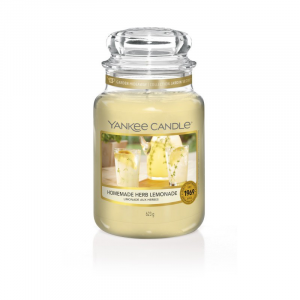 Yankee Candle - Homemade Herb Lemonade - Giara Grande