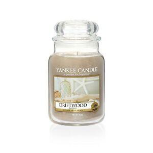 Yankee Candle - Driftwood - Giara Grande