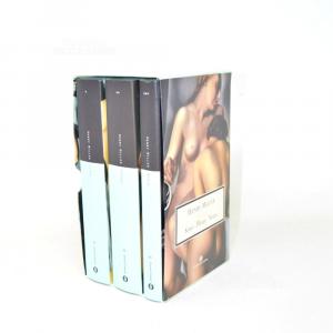 Slipcase Three Books Henry Miller Oscar Mondadori