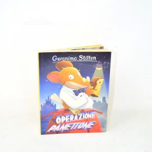 Book Operazione Panettone Geronimo Stilton