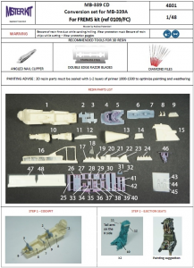 MB-339A Conversion SET  (for Frems kit)