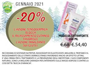Modelia - Crema Termo Fango Extraforte 200 ml