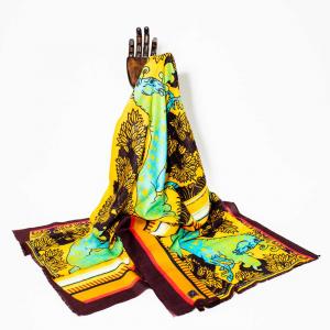 Pashmina in puro cachemire Oro Giallo