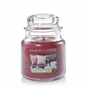Yankee Candle - HOME SWEET HOME GIARA MEDIA