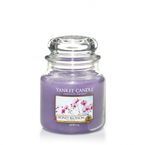 Yankee Candle - HONEY BLOSSOM - GIARA MEDIA