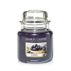 Yankee Candle - CASSIS - GIARA MEDIA