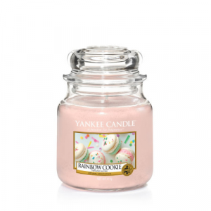 Yankee Candle - RAINBOW COOKIE - GIARA MEDIA