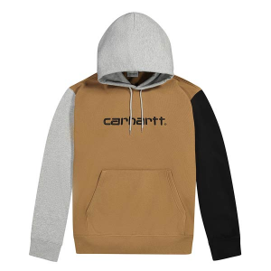 Felpa Carhartt Tricolor Sweat Hooded