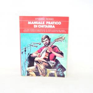 Manual Pratico Of Guitar,stefano Red 158 Pagine