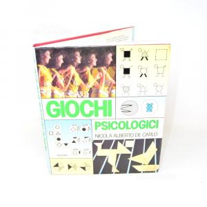 Games Psicologici,nicola Alberto De Carlo