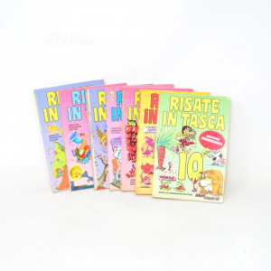 Books Barzellette Risate In Tasca 7 Vol.