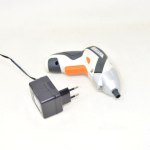 Screwdriver Portable Dexter Ic36lsd With Cable Rechargeable