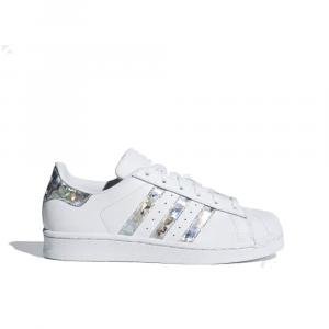 Adidas Superstar Bianco Olografico da Donna