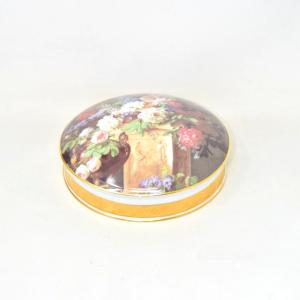 Scatola In Ceramica Portagioie Limoges Made In France 17 Cm