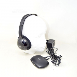 Headphones Wireless Philips Sbc Hc135