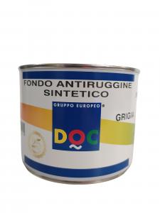 FONDO ANTIRUGGINE SINTETICO GRIGIO 500ML