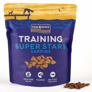 Training supers star sardine