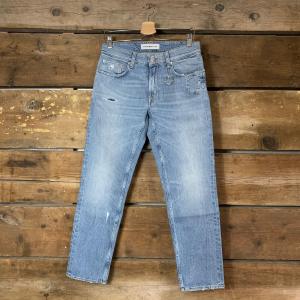 Jeans Department 5 Corkey Chiaro Con Rotture