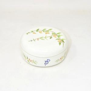 Ceramic Box Round Of Girardini