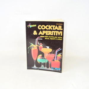 Book Cocktail And Aperitivi