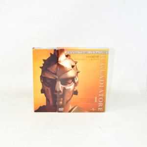 Dvd Il Gladiatore Universal 3 Dvd