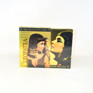 Dvd Cleopatra Edition Special 3 Dvd