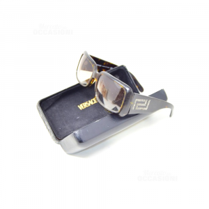 Sunglasses Model Vintage Versace 4101-b With Case