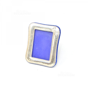Holder Photo In Silver 925 6.5x8.5 Cm