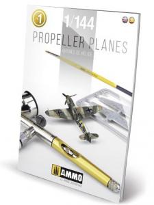 1/144 Propeller Planes Vol. 1