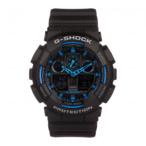 Orologio Casio G-SHOCK blu e nero