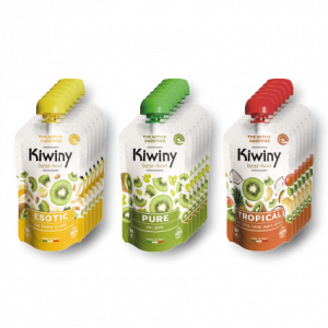 Kiwiny Active Smoothies - Tasting Kit (18 pz)