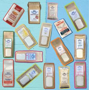 Box di prova farine e malto - Spedizione compresa