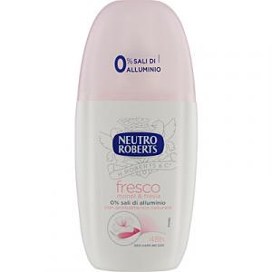 NEUTRO ROBERTS Fresco rosa monoi e fresia Deodorante Vapo 75ml