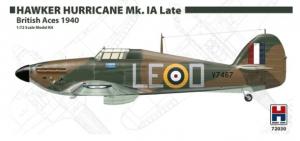 Hawker Hurricane Mk.IA Late