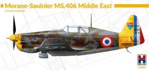 Morane-Saulnier MS.406 Middle East