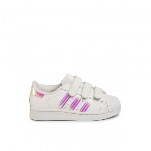 Adidas Superstar CF Con Strappi Junior