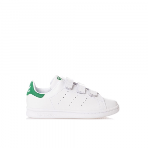 Adidas Stan Smith Con Strappi CF Junior