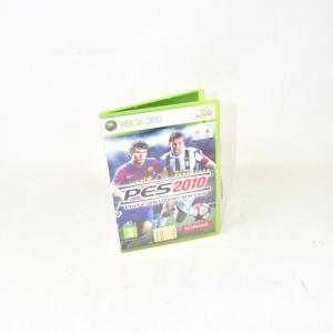 Videogioco Xbox360 Pes 2010