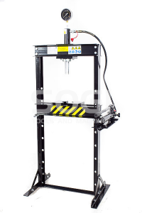Pressa manuale idraulica SOGI P12-M da 12 Ton