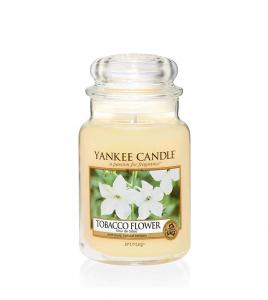Yankee Candle - TOBACCO FLOWER - GIARA GRANDE