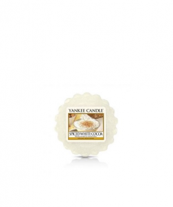 Yankee Candle - SPICED WHITE COCOA - TARTINA