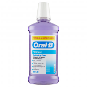 ORAL-B Collutorio Fluorinse 500ml