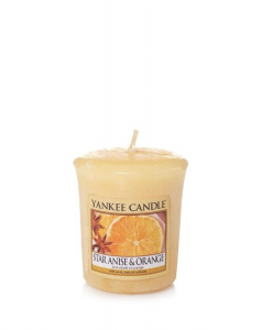 Yankee Candle - STAR ANISE & ORANGE - SAMPLER