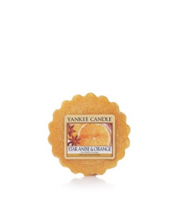 Yankee Candle - STAR ANISE & ORANGE - TARTINA